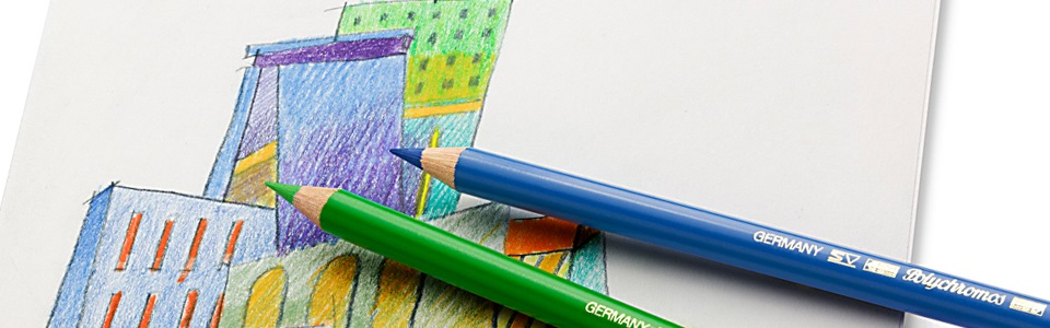 Künstler & Farbstifte