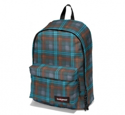 EASTPAK - Rucksack Out Of Office Checked Green