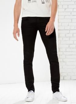 Pepe Jeans - HATCH 11oz Stay Black Herrenjeans