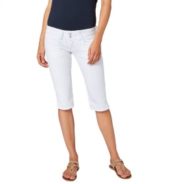 Pepe Jeans - VENUS CROP Optic White