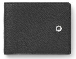 Graf von Faber-Castell Kreditkartenetui Cashmere schwarz