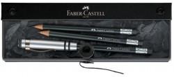 Faber-Castell - Perfekter Bleistift Geschenkset sw