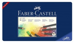 Faber Castell Farbstift ART GRIP 36er Metalletui