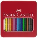 Faber-Castell Farbstifte Jumbo GRIP  16er Metalletui