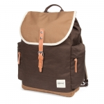 EASTPAK - PLICA RUCKSACK OUTWARDS BROWN