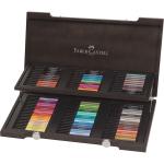 Faber Castell 90er Holzkoffer PITT artist pen