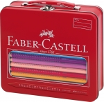 Faber Castell JUMBO GRIP IM METALL-KÖFFERCHEN