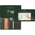 Faber Castell Set PITT Monochrome groß Metalletui