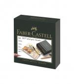 Faber Castell Tuschestift PITT artist pen B 24er Atelierbox