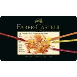 FABER-CASTELL Buntstifte POLYCHROMOS, 36er Metalletui