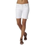 Pepe Jeans - POPPY Jeans Shorts White