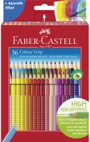Faber Castell Buntstift Colour GRIP 36er Kartonetui