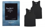 Pepe Jeans - BRADLEY 2er-Pack T-Shirts black