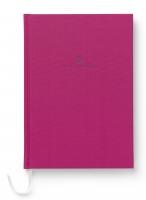 Graf von Faber-Castell BUCH MIT LEINENEINBAND A5 Electric Pink