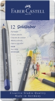 Faber-Castell Goldfaber Farbstift 12er Metalletui
