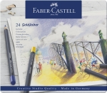 Faber-Castell Goldfaber Farbstift 24er Metalletui
