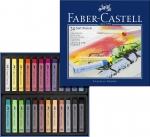 Faber-Castell Softpastellkreiden 24er Kartonetui
