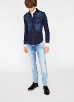 Pepe Jeans - SPIKE Bleach Herrenjeans