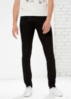 Pepe Jeans - HATCH 11oz Stay Black Herrenjeans