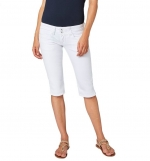 Pepe Jeans VENUS CROP Optic White Denim