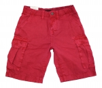 Pepe Jeans - JOURNEY RIPSTOP SHORT burnt red