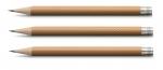 Graf von Faber-Castell Taschenbleistift für den Perfekten Bleistift COGNAC BRAUN X 3