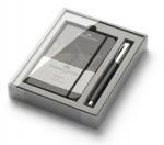 Faber-Castell Edelharz Promo-Set Ambition mit Tintenroller, schwarz