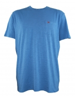 NAPAPIJRI SYLA Light Blue T-Shirt