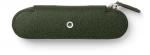 Graf von Faber-Castell Etui  2er Lederetui Olive Green