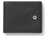 Graf von Faber-Castell Geldbörse  Cashmere schwarz