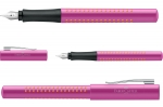 Faber Castell Füller Grip 2010 Pink-Orange