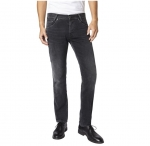 Pepe Jeans - SPIKE Black Used Herrenjeans