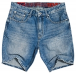 SUPERDRY CONOR TAPER SHORT Samson Blue
