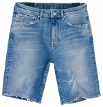 SUPERDRY TYLER SLIM SHORT Kirk Authentic Blue