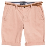 SUPERDRY CHINO CITY SHORT Sandy Rose
