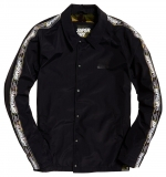 SUPERDRY CADENCE COACH JACKET Black
