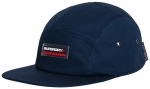 SUPERDRY SD INTERNATIONAL 5 PANEL CAP Dark Navy Marl