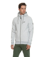 RAGWEAR NATE ZIP Light Grey
