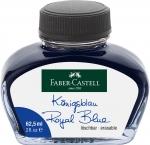 Faber-Castell Tintenglas 62,5 ml Königsblau, löschbar