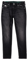 SUPERDRY TYLER SLIM FLEX 34 Keating Washed Black