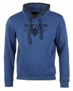 Top Gun Pond Navy Hoodie