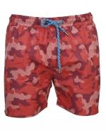 Top Gun Swimming Trunks RED
