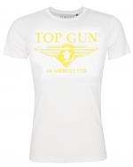 Top Gun Beach T-Shirt yellow