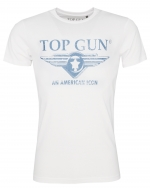 Top Gun Beach T-Shirt royal-anise