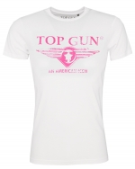 Top Gun Beach T-Shirt pink