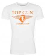 Top Gun Beach T-Shirt orange-celosya