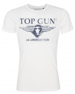Top Gun Beach T-Shirt dark blue - peacoat blue