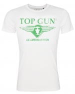 Top Gun Beach T-Shirt green - kiwi