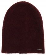 SUPERDRY EDIT EVA RIBBED BEANIE Vineyard Wine