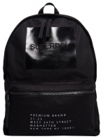 SUPERDRY PORTLAND BACKPACK Black